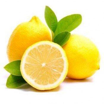 Citron local jaune