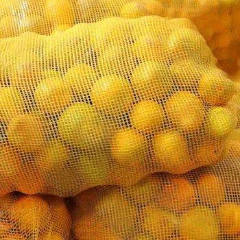 Sac d'oranges locales triées 25 Kg